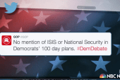 GOP candidates respond to Dem debate