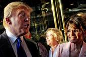 GOP establishment not happy with Trump