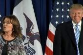 Palin endorses Trump, calls Obama 'weak...