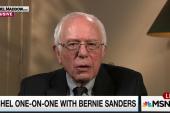 Sanders touts grassroots over 'establishment'