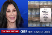 "Cher on Gov. Snyder: ""Too little too late"""