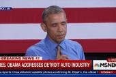 Obama addresses Flint water crisis