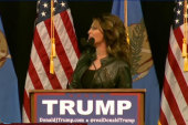 Palin comments on son's battle with PTSD