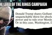 Rand Paul gets all 'Lord of the Rings' on...