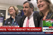 Christie: 'Sorry, NH But I Gotta Go Home'