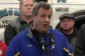 Christie: 'This is my 17th snow emergency'