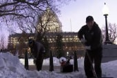 East Coast cleans up after blizzard