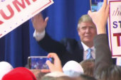 Trump takes lead in new NH poll
