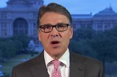 Rick Perry throws support behind Cruz