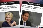 Des Moines Register gives key political...
