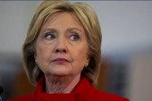 Polls show tightening race between Clinton...