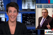 Maine's LePage gives Maddow the cold shoulder