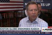 The Boston Globe endorses Kasich