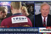 Jerry Falwell, Jr. endorses Trump