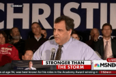 Christie enrages NJ residents, again