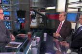 Former senators team up for 'Crisis Point'
