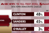 Joe: Sanders needs to win Iowa