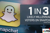 Candidates using Snapchat to appeal...