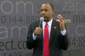 Carson is reenergized: Campaign strategist