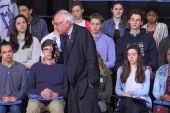 Sanders: We must discuss sexuality frankly
