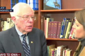 Sanders: Clinton campaign doesn't run the...