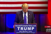 Trump: I don't want to be called a politician