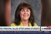 HerStory: Hero principal dies saving students
