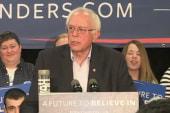 Sanders, Clinton Make Final Pitch in Iowa