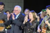 Why Bernie resonates with the hipster set
