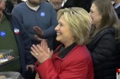 Clinton camp: We're in good shape to win Iowa