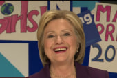 Clinton on her chances in New Hampshire