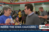 The Democrats' photo-finish in Iowa