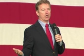 Timing surprising for Rand Paul's decision?