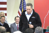 John Kasich needs strong showing in NH