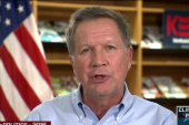 Kasich looks for strong showing in NH