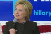 Clinton sets low expectations in NH
