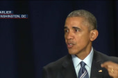 Obama speaks about faith's impact on the...