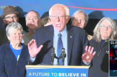 NBC Poll: Sanders Holds Big Lead in NH