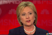 Clinton won't send US combat troops to...