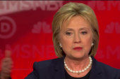 Clinton: We have to send Putin a clear...