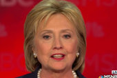 Clinton: 'Before it was emails, it was...