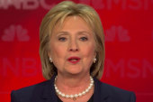 Clinton: We need heads, hearts voting on...