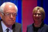 Clinton and Sanders campaigns react to...