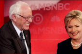 Clinton vs. Sanders: Who appeals to students?