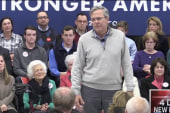 Bush family, supporters rally to help Jeb