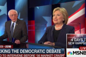 Fact-checking Sanders and Clinton showdown