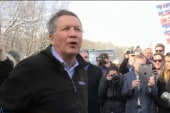 What John Kasich faces in NH's final days