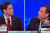 Governors push back in GOP debate