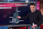 Geography of the New Hampshire vote