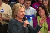 Clinton camp: We have work to do with...